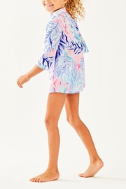 Lilly Pulitzer Mini Natalie Cover-Up - Front full body
