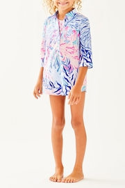 Lilly Pulitzer Mini Natalie Cover-Up - Front cropped