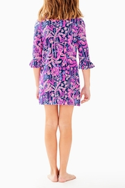 Lilly Pulitzer Mini Sophie Dress - Front full body