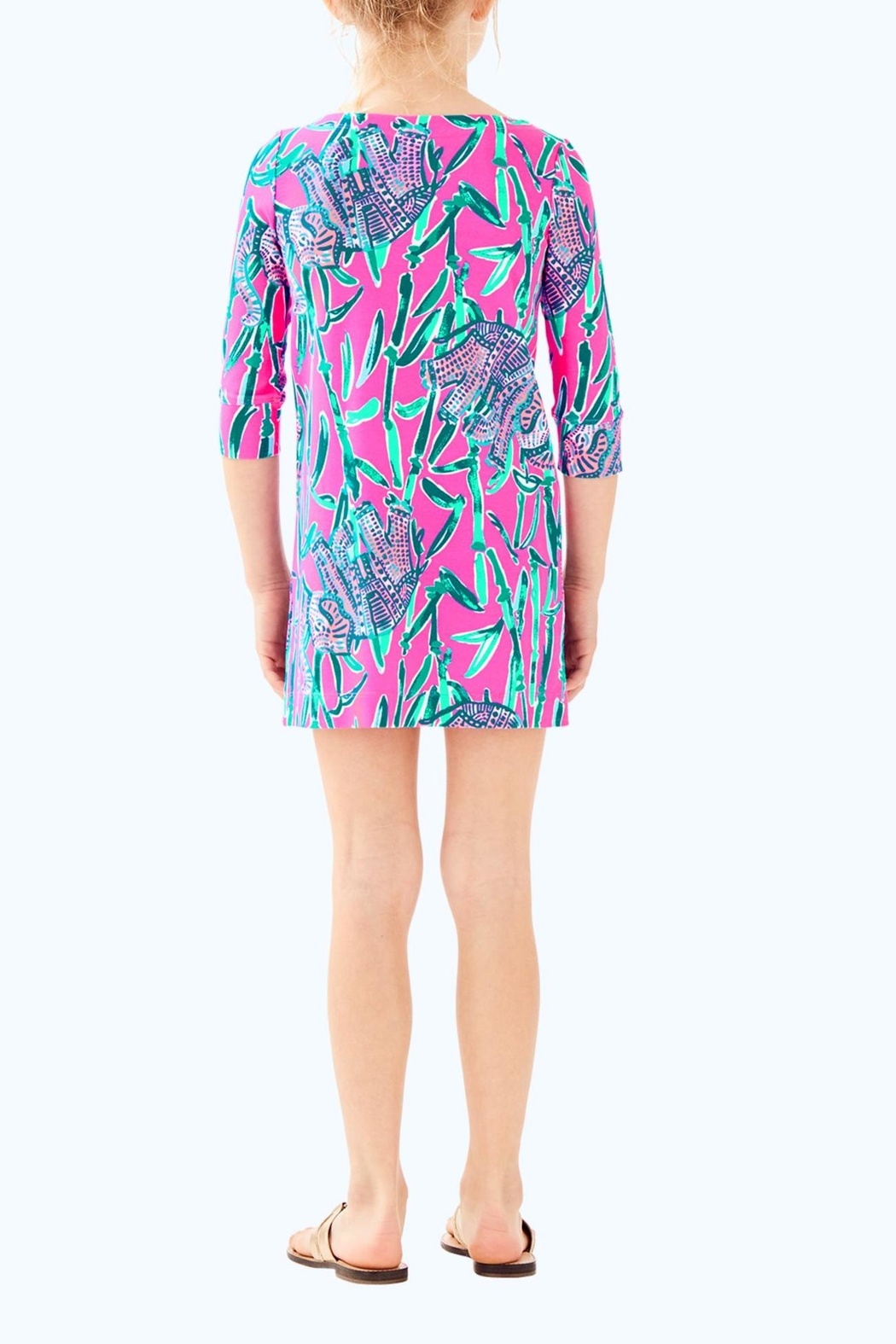 Lilly Pulitzer Mini Sophie Dress - Front Full Image