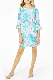 Lilly Pulitzer Mini Sophie Ruffle Dress Upf50+ - Other