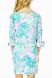 Lilly Pulitzer Mini Sophie Ruffle Dress Upf50+ - Side cropped