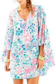 Lilly Pulitzer Miri Silk Caftan - Product Mini Image