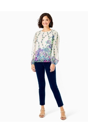 Lilly Pulitzer Miriam Top - Side cropped
