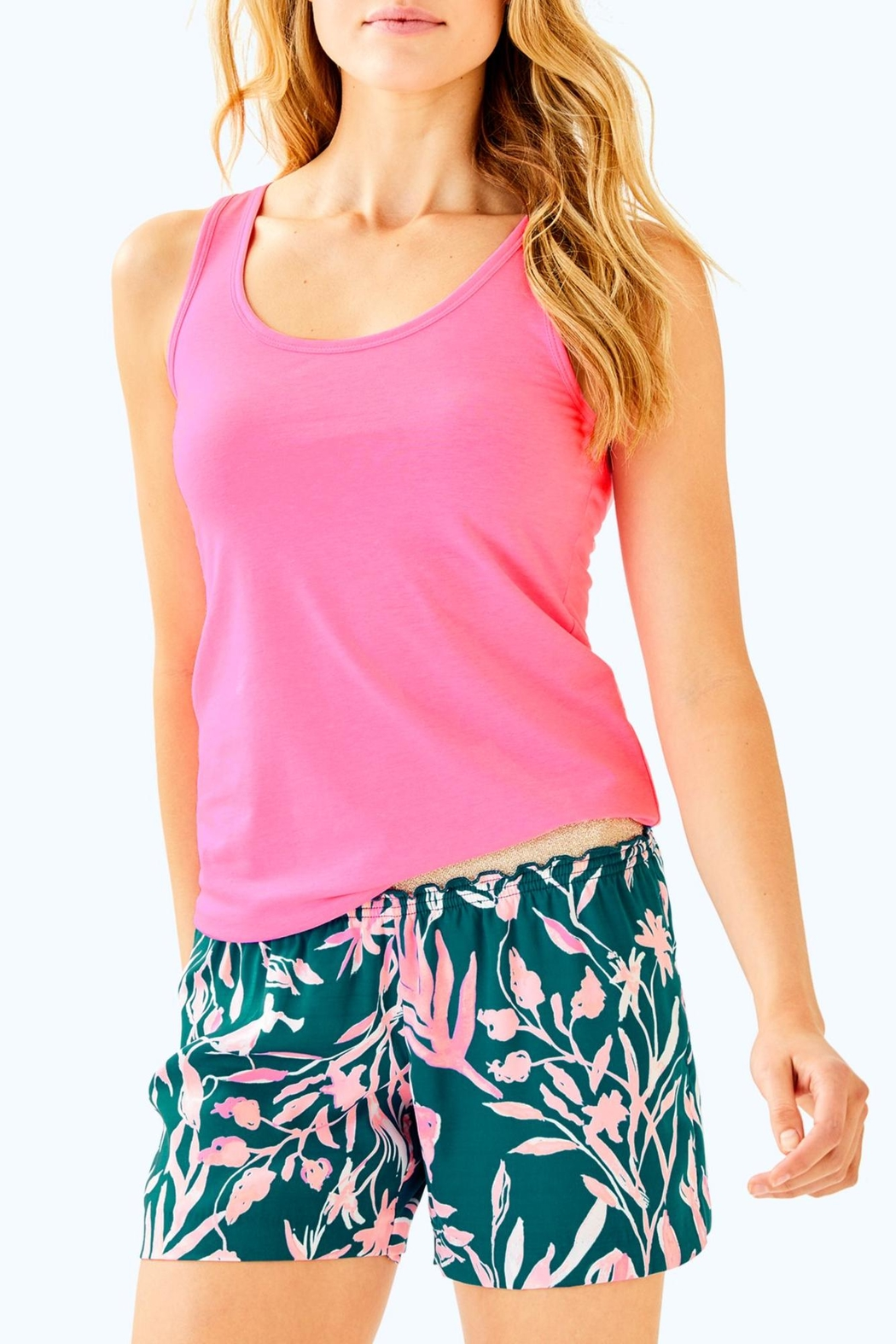 Lilly Pulitzer Moemi Tank - Main Image