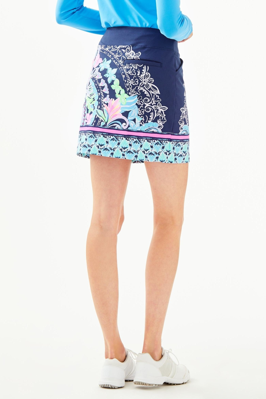 Lilly Pulitzer Monica Skort - Front Full Image