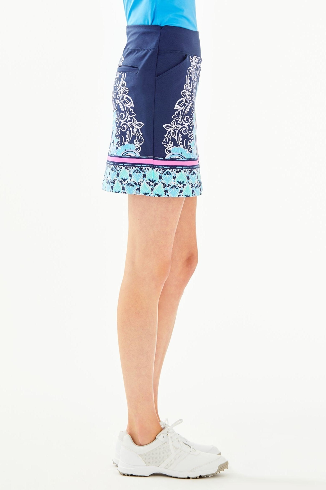 Lilly Pulitzer Monica Skort - Side Cropped Image