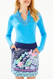 Lilly Pulitzer Monica Skort - Front cropped