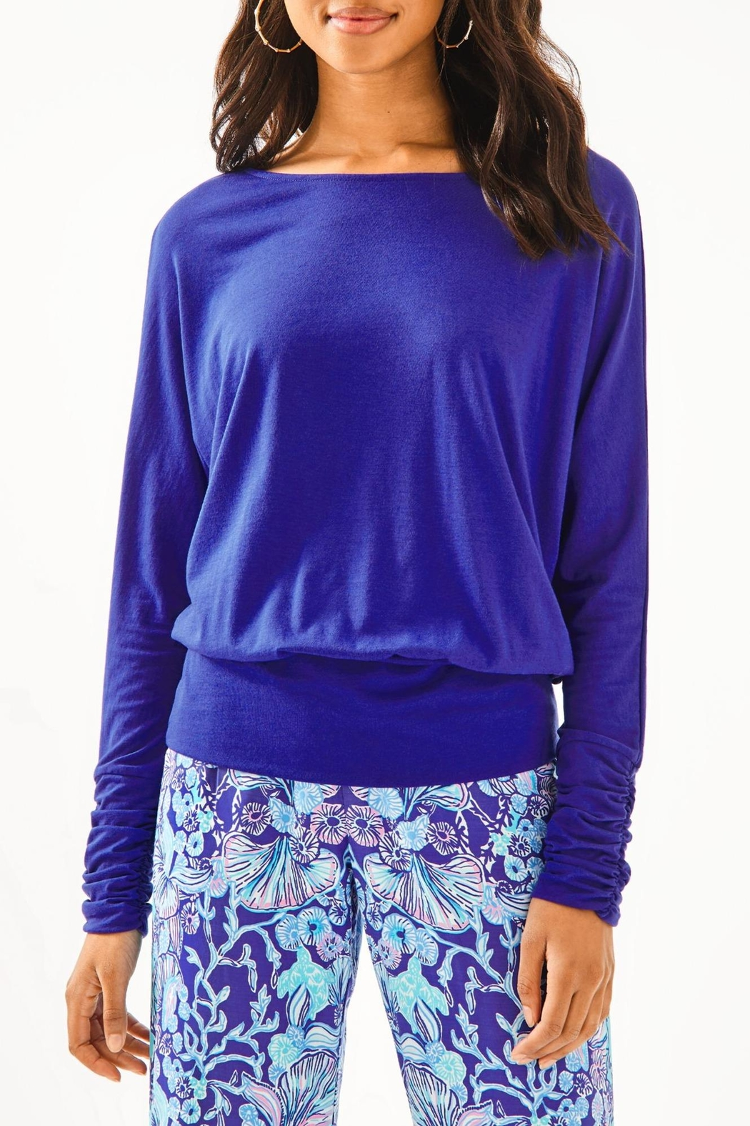 Lilly Pulitzer Moore Top - Main Image