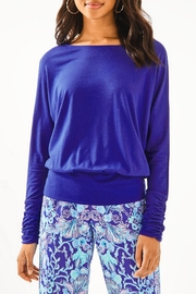 Lilly Pulitzer Moore Top - Product Mini Image