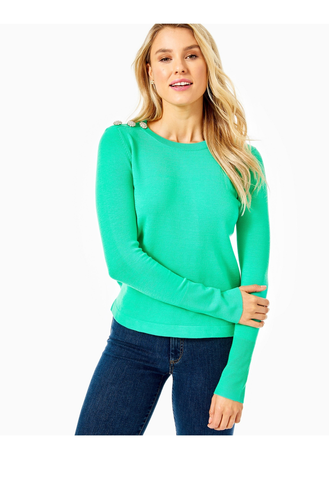 Lilly Pulitzer Morgen Sweater - Main Image