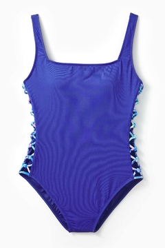 Lilly Pulitzer Morri Squareneck One-Piece - Product List Image