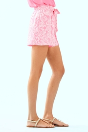 Lilly Pulitzer Mylee Tie-Front Short - Side cropped