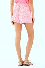 Lilly Pulitzer Mylee Tie-Front Short - Front full body