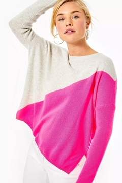 Lilly Pulitzer Napa Cashmere Sweater - Product List Image