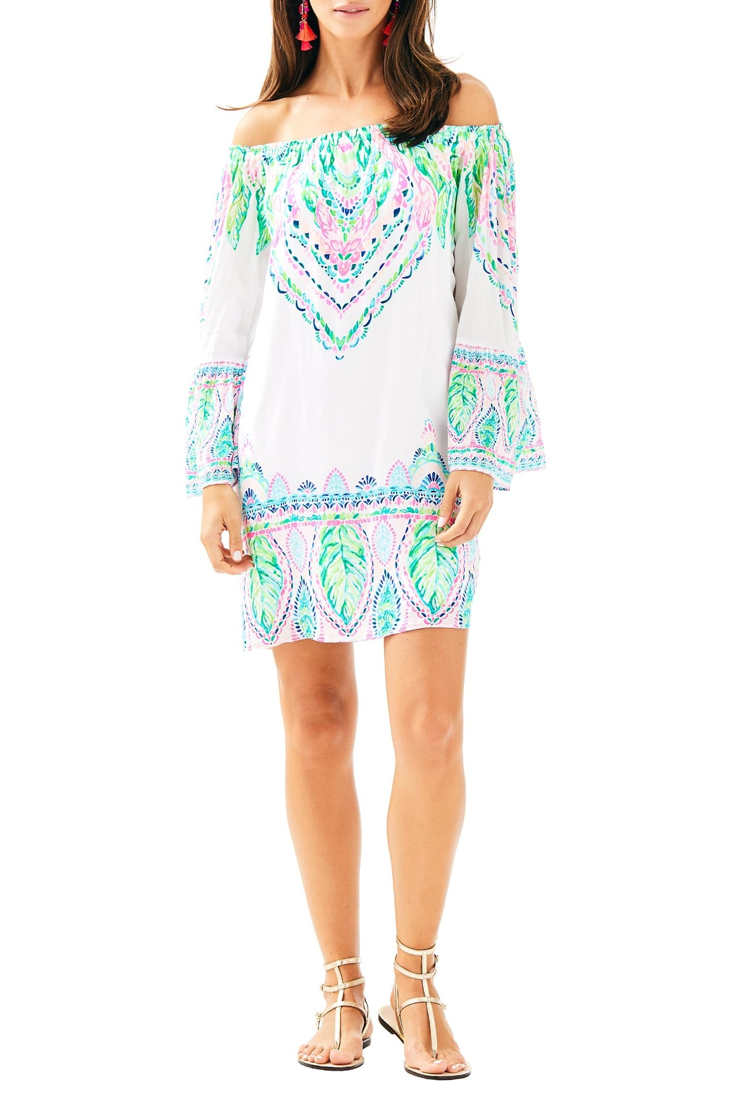 Lilly Pulitzer Nevie Dress From Sandestin Golf And Beach Resort By