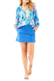 Lilly Pulitzer Nicki Skort - Back cropped