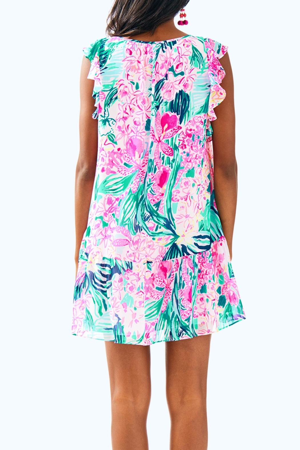 Lilly Pulitzer Nora Dress - Front Full Image