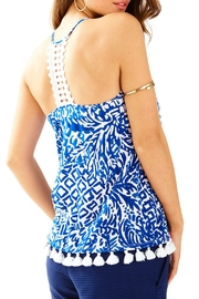 Lilly Pulitzer Nya Tank - Front cropped