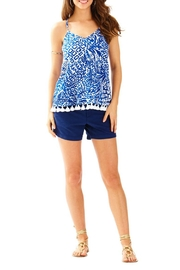 Lilly Pulitzer Nya Tank - Front full body