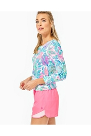 Lilly Pulitzer Ocean Trail Short - Side cropped
