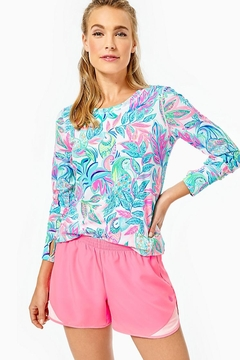 Lilly Pulitzer Ocean Trail Short - Product List Image