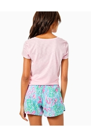 Lilly Pulitzer Ocean Trail Short - Front full body