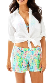 Lilly Pulitzer Ocean View Boardshort - Product Mini Image