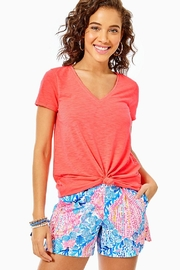 Lilly Pulitzer Ocean View Short - Product Mini Image