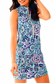 Lilly Pulitzer Opal Shift Dress - Front cropped
