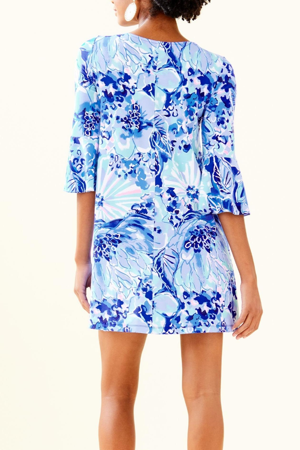 Lilly Pulitzer Ophelia Dress - Front Full Image