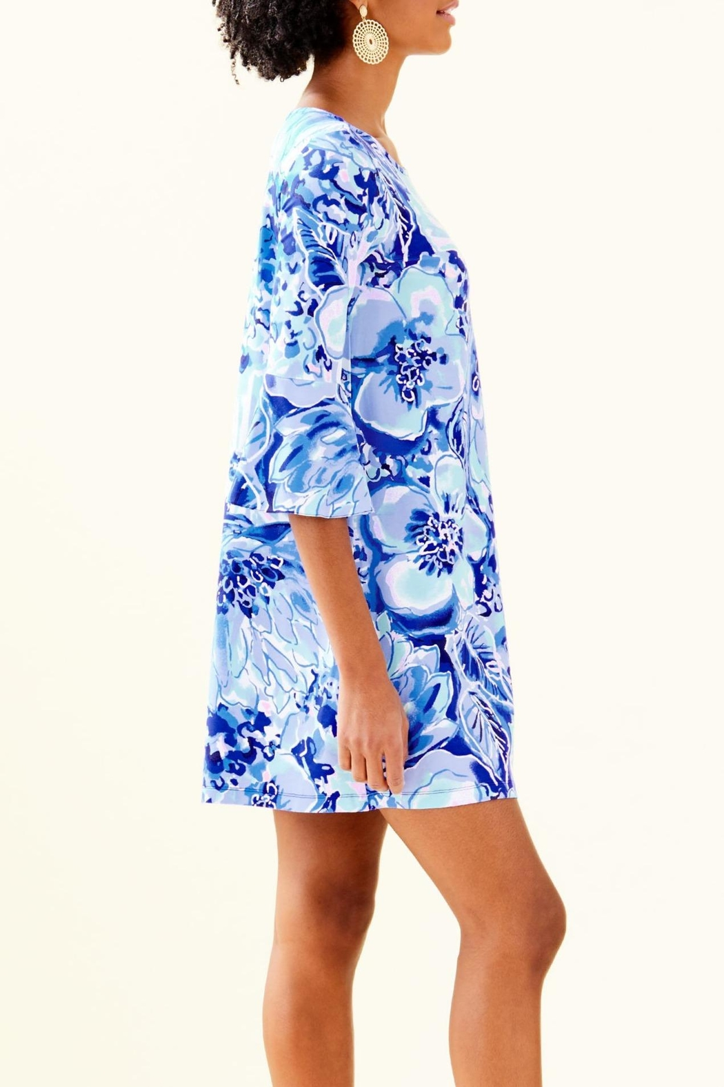 Lilly Pulitzer Ophelia Dress - Side Cropped Image