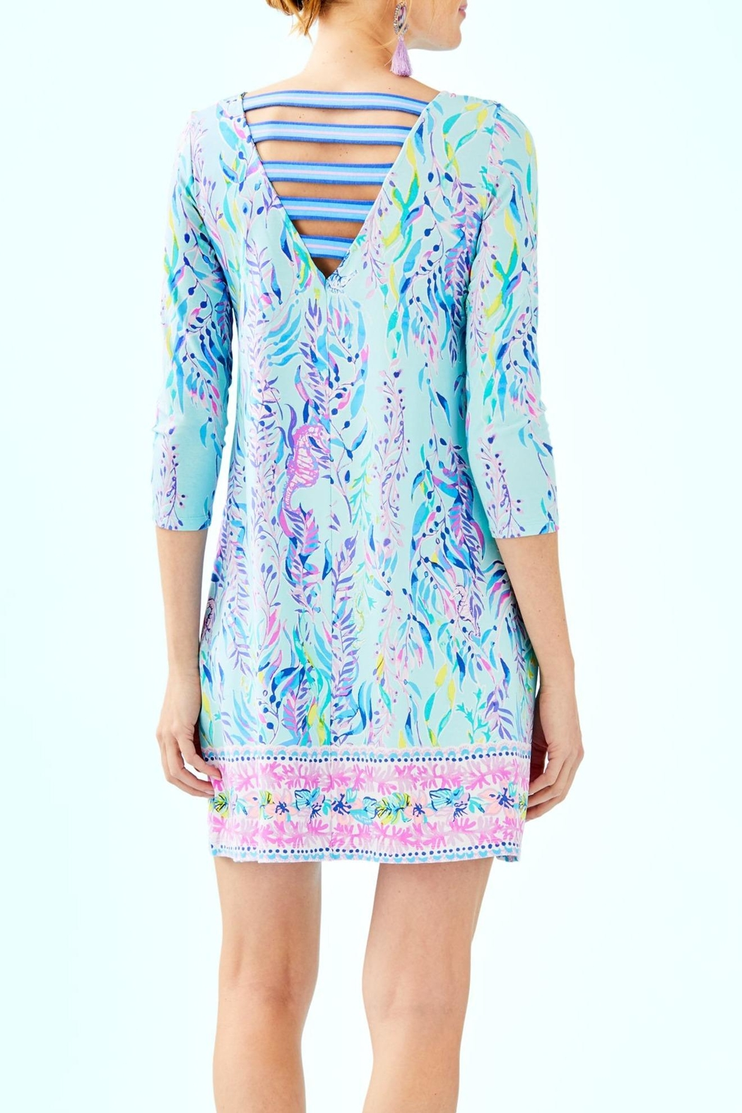 Lilly Pulitzer Ophelia Swing Dress - Front Full Image