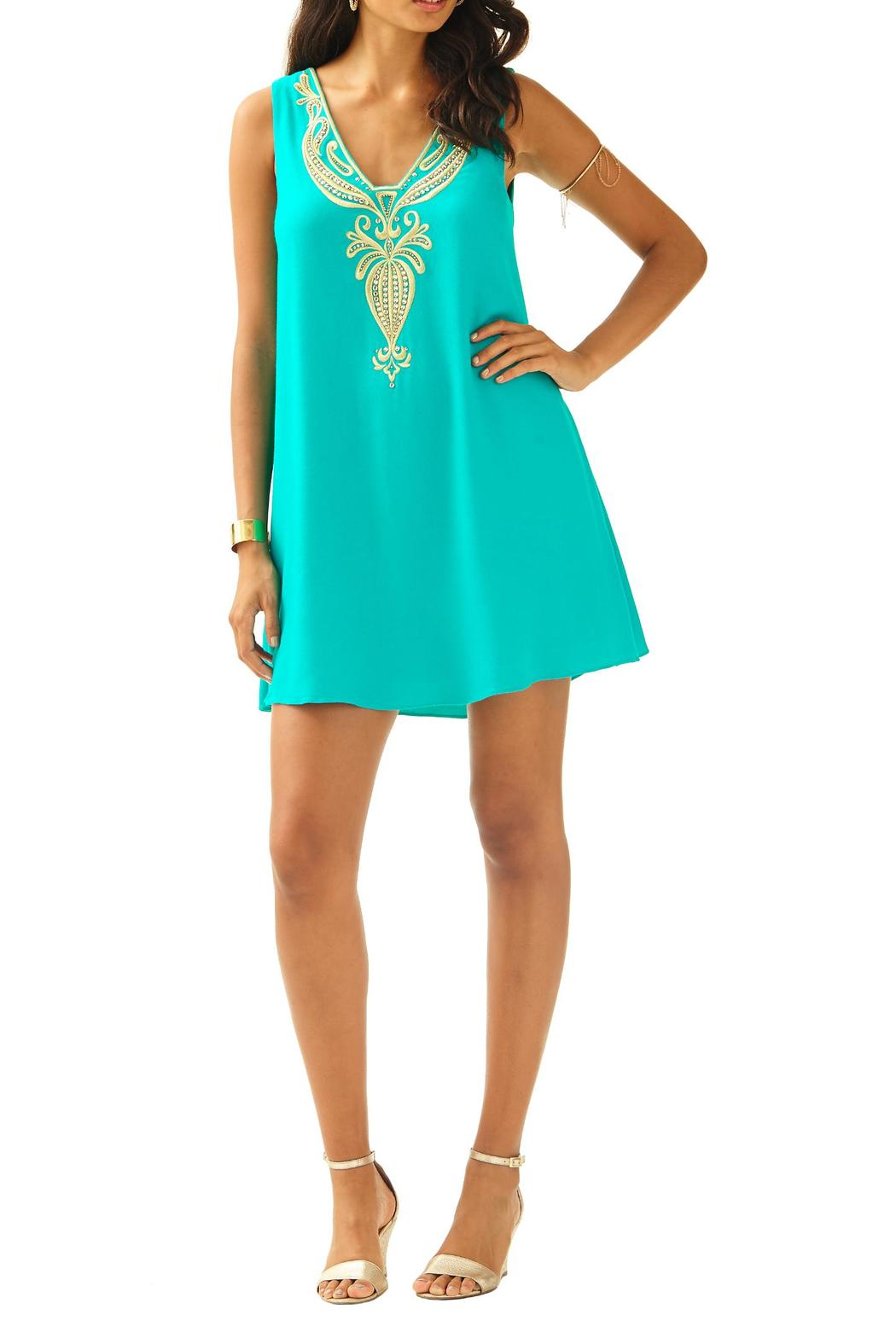 Lilly Pulitzer Owen Trapeze Dress From Sandestin Golf And
