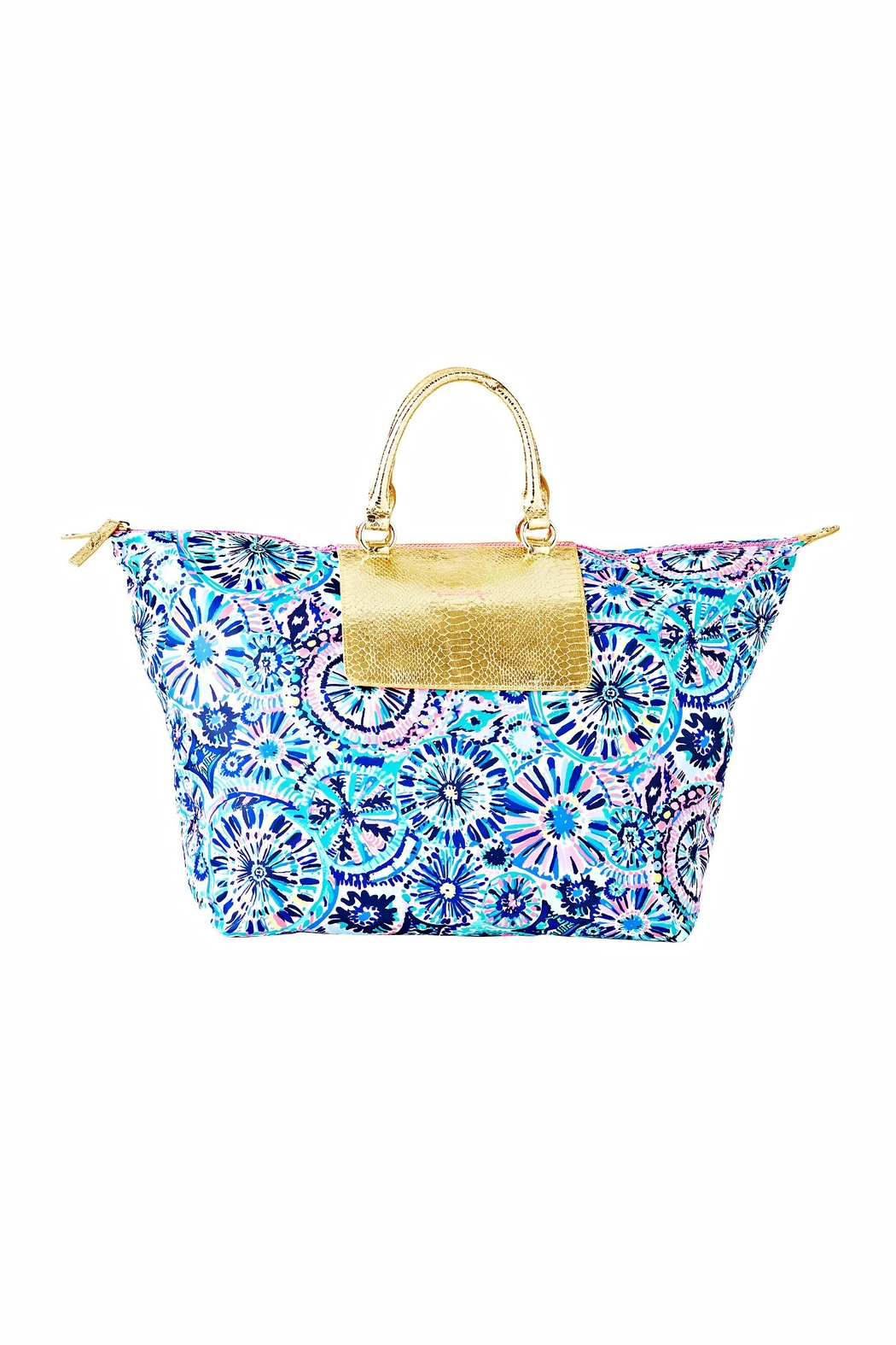 Lilly Pulitzer Packable Escape Weekender Bag - Main Image