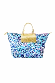 Lilly Pulitzer Packable Escape Weekender Bag - Front cropped