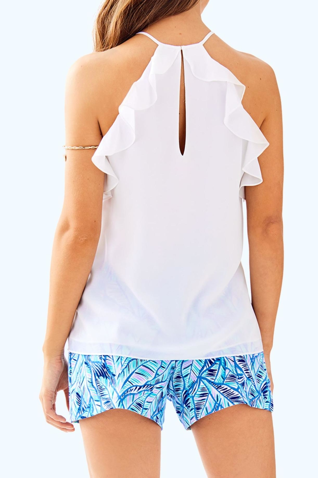 Lilly Pulitzer Padma Top - Front Full Image