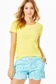 Lilly Pulitzer Palmita Stretch Short - Product Mini Image