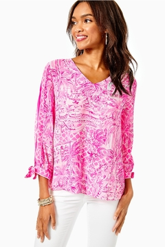 Lilly Pulitzer Pamala Top - Product List Image