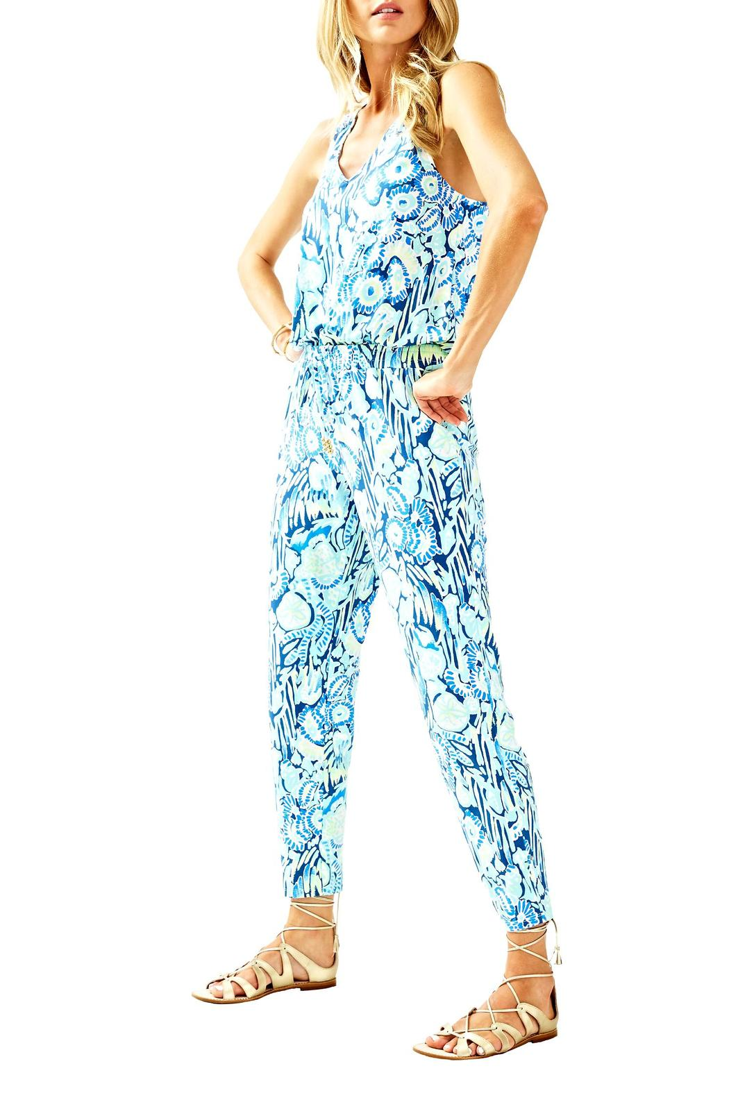 Lilly Pulitzer Paulina Jumpsuit From Sandestin Golf And