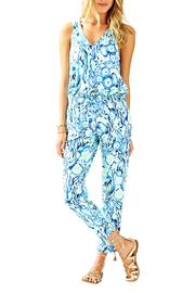 Lilly Pulitzer Paulina Jumpsuit - Product Mini Image