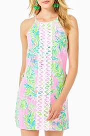 Lilly Pulitzer Pearl Romper - Product Mini Image
