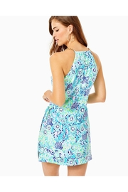 Lilly Pulitzer Pearl Romper - Front full body