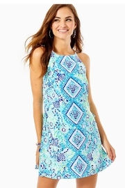 Lilly Pulitzer Pearl Romper - Front cropped