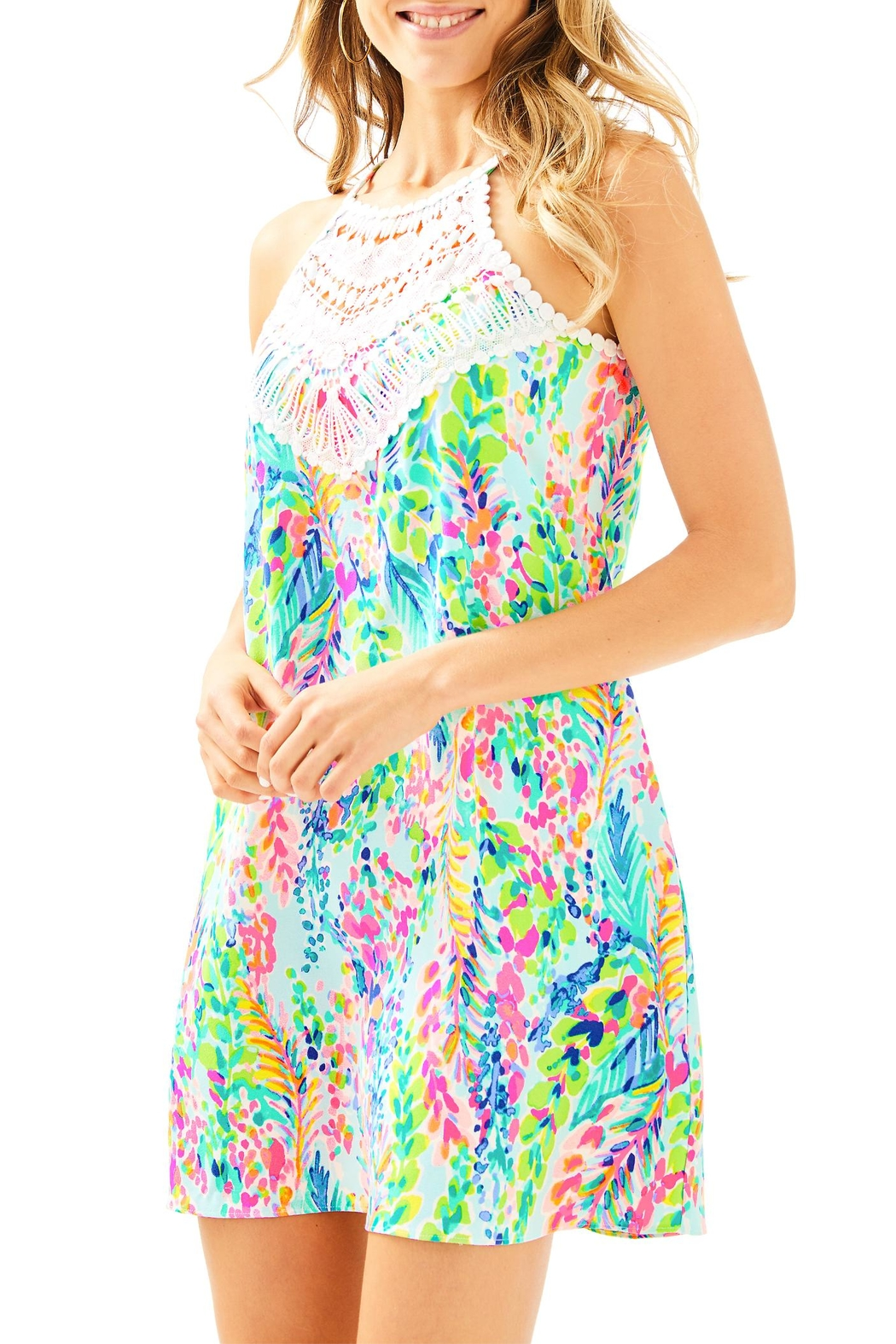 906489c270b7c6 Lilly Pulitzer Pearl Shift Dress from Sandestin Golf and Beach ...