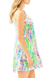 Lilly Pulitzer Pearl Shift Dress - Side cropped
