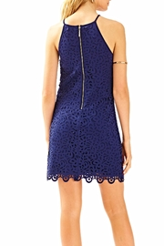 Lilly Pulitzer Pearl Shift Dress - Front full body