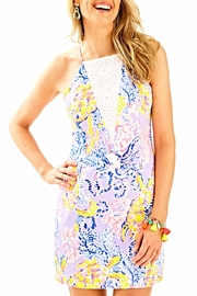 Lilly Pulitzer Pearl Shift Dress - Front cropped