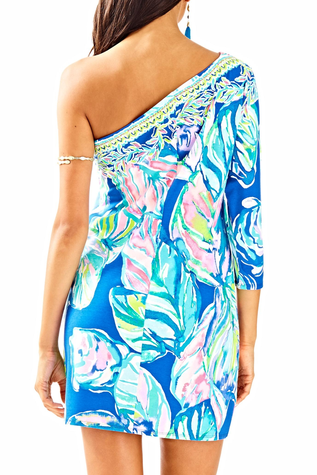 Lilly Pulitzer Petra Dress - Front Full Image