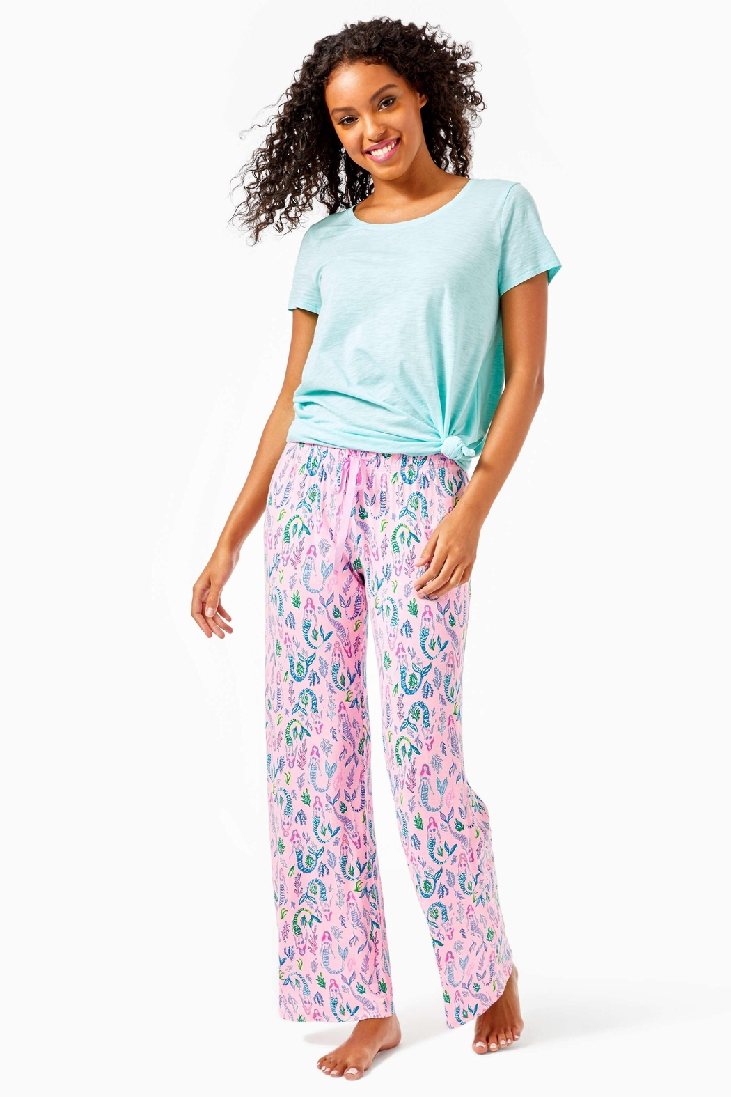 Lilly Pulitzer Pj Knit Pant - Main Image